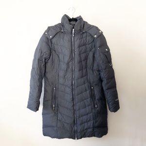 Eddie Bauer Sun Valley Goose Down Parka Coat